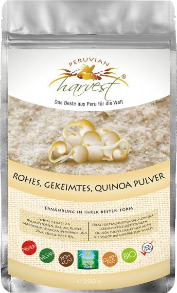 PH Gekeimtes Quinoa Pulver x 250g, BIO