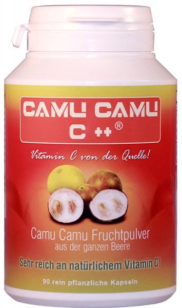 Camu Camu C++ Fruchtpulver x 90 Kapseln, BIO