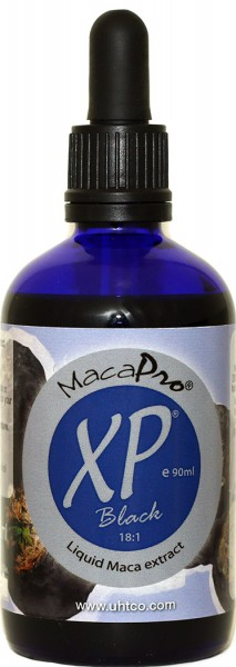 MacaPro XP Black 18:1 x 90ml, BIO