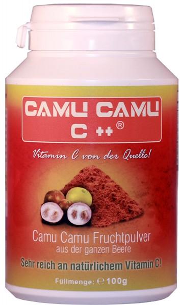 Camu Camu C++ Fruchtpulver x 100g, BIO