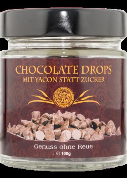Yacon Chocolate Drops